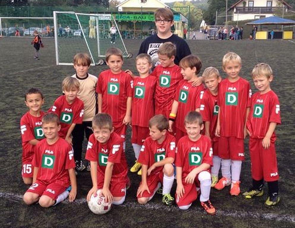 F-Jugend SV Aschbach / Thalexweiler /RSV Steinbach-Dörsdorf