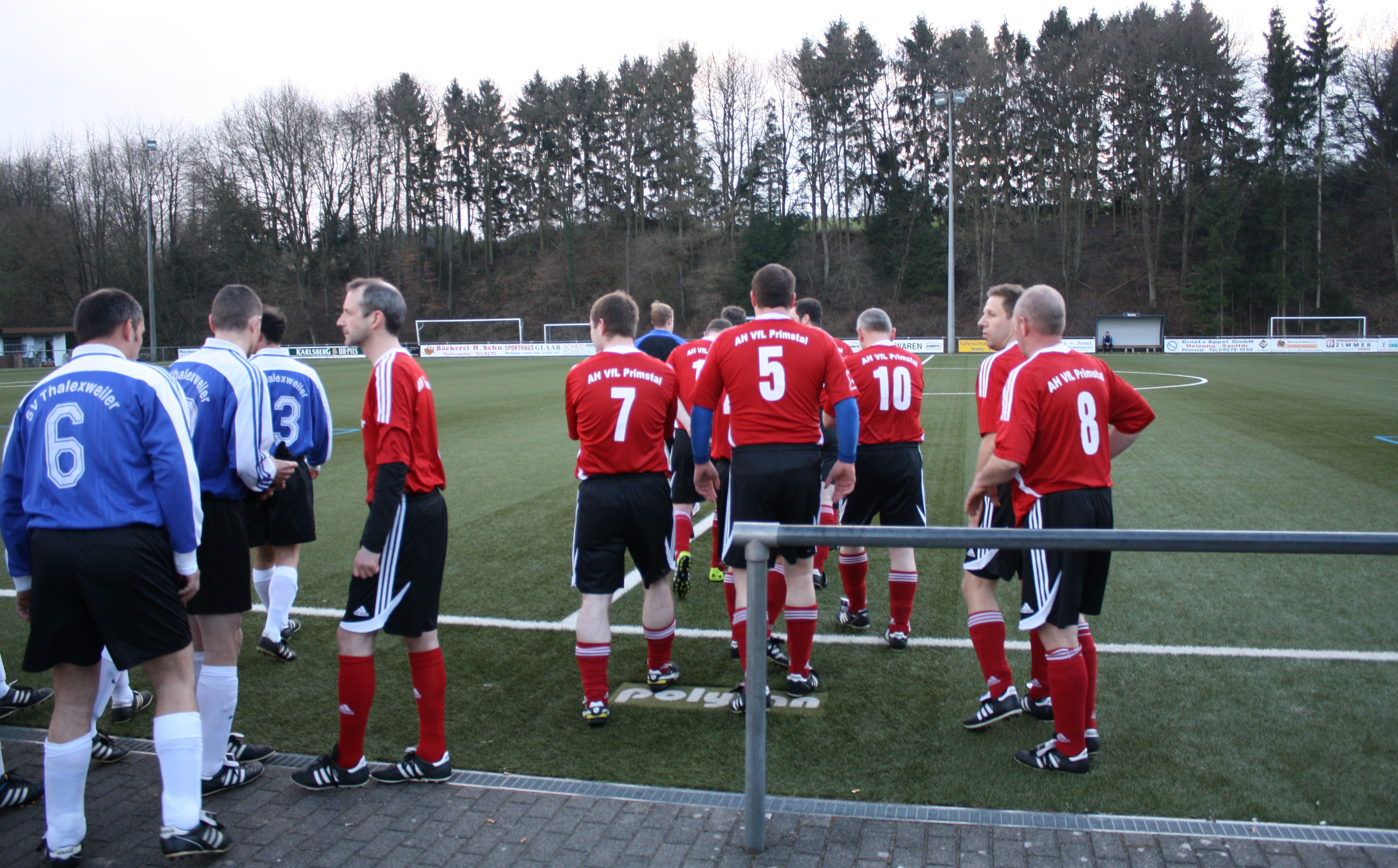 Attraktiver Fußball 180